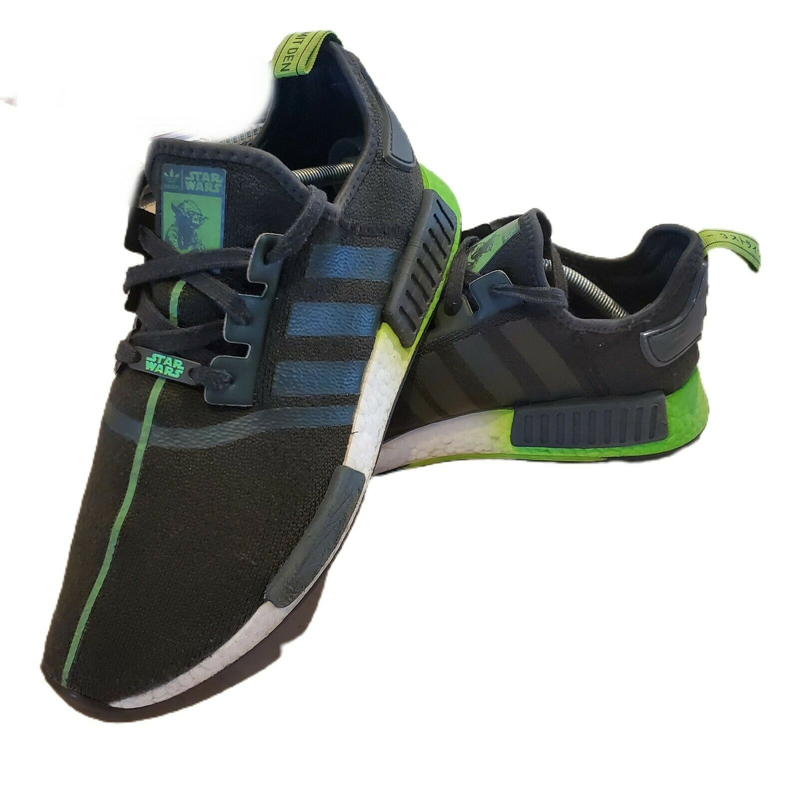 STAR WARS X NMD_R1 BIG KID 'REBELS AND THE FIRST ORDER'