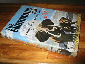 The-Enormous-Zoo-A-Profile-of-Two-National-Parks-Colin-Willock-HbDj-1964-MELB