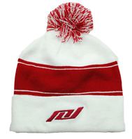 Sauce Hockey Dekes And Dangles Knit Pom Pom Hat/beanie - Detroit Red Wings