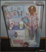 Barbie Mattel 2002 Happy Family Baby Doctor Twins Girl Boy Baby Newborns