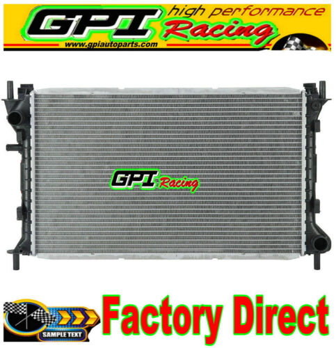 2296 New Radiator For Ford Focus 2000-2007 2.0 2.3 L4 2006 2005 2004 2003 //