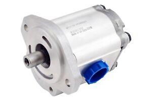 """Hydraulic Gear Pump 4-12 GPM 3/4"""" Keyed Shaft SAE A-2 Bolts CW Aluminium NEW"""