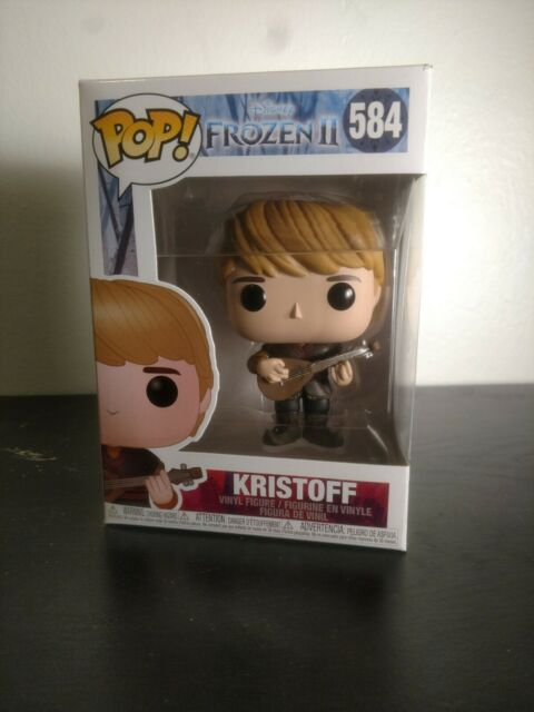 Figura in vinile #584 DISNEY Frozen 2-Kristoff FUNKO POP