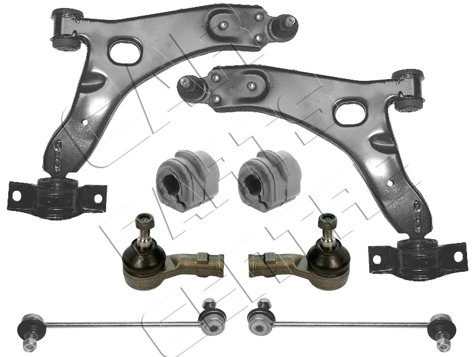 FORD FOCUS MK1 1998-2004 LOWER WISHBONE ARM TRACK ROD ENDS