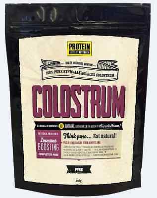 Protein Supplies Australia Pure Colostrum Powder 200g