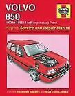 Volvo 850 Service and Repair Manual (2015, Taschenbuch)