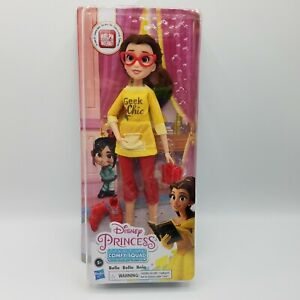 Disney Princess Geek Chic Comfy Squad Belle Doll Ralph Breaks The Internet 630509878956 Ebay
