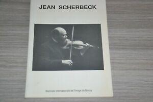 Jean-Scherbeck-Numerote-et-dedicace-C-Scherbeck-Claudie-Biennale-Nancy