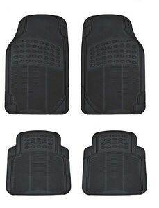 Conjunto-de-tapices-negro-de-coche-para-maletero-4tlg-las-esterillas-de-goma-para-toyota-peugeot