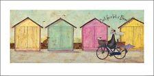 SAM TOFT (OUT FOR A BIT O' BRUNCH) Cat No: PPR41139   ART PRINT  50 x 100cm