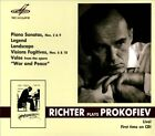Richter plays Prokofiev (CD, Oct-2012, Melodiya)
