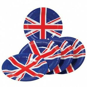 Union Jack party Tableware