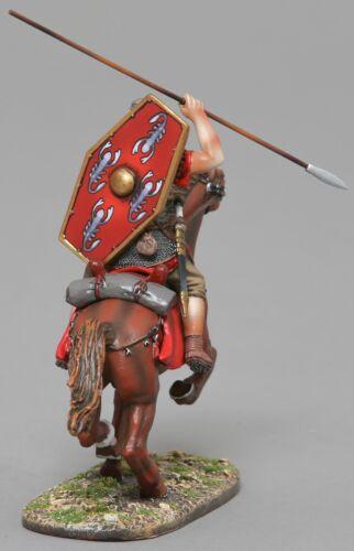 THOMAS GUNN ROMAN EMPIRE ROM073A CHARGING IMPERIAL CAVALRY WITH SPEAR MIB
