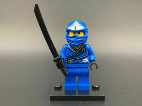 Genuine Lego Ninjago Jay Rebooted with ZX Hood  njo214 set 10725