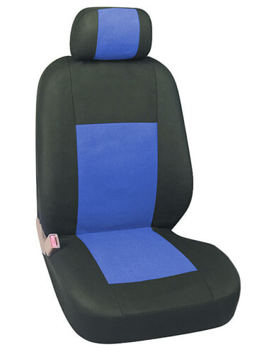 Blue Fabric Seat Covers For MERCEDES SPRINTER VITO 2+1