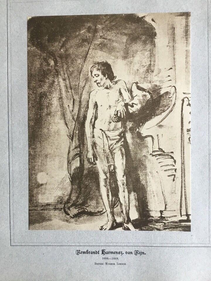 Handzeichnungen, emne: kunst og kultur