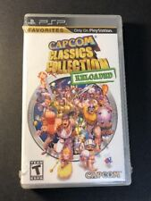 Capcom Classics Collection: Reloaded (Sony PSP, 2006)
