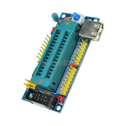 ATmega8 ATmega48 ATMEGA88 Development Board AVR NO Chip