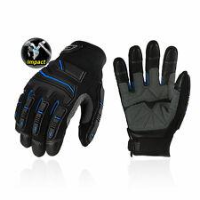 Vgo 13 Pairs Grain Cowhide Leather Heavy Duty Work Glovestouchscreenca9730hl