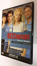 Grey's Anatomy DVD Serie Televisiva Stagione 3 Volume 5 - Episodi 4