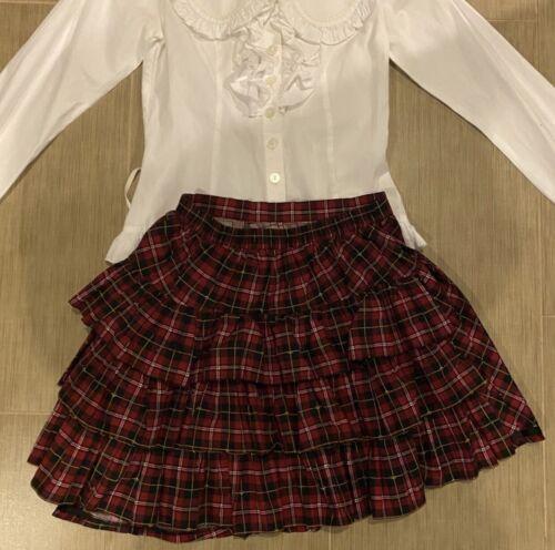 Atelier Pierrot Harajuku Shirt and skirt set