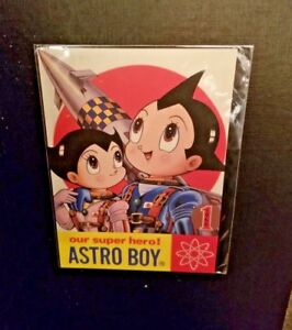 ASTRO-BOY-our-super-hero-TEZUKA-POSTCARD-Ray-Rohr-Cosmic-Artifacts