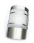 LED-Edelstahl-Aussenleuchte-Aussenlampe-Wandleuchte-Lampe-Edelstahl-Glas-1010C Indexbild 1