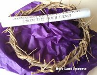 Crown Of Thorns/ Authentic Crown Of Thorns From The Holy Land