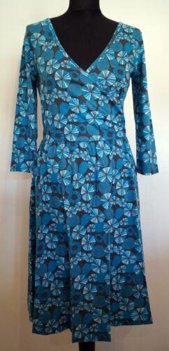 H054 Himalaya Kleid GOT Baumwolle Jersey Fairtrade Organic Cotton