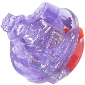 Takara-Tomy-Beyblade-Burst-Spiral-Dash-Driver-Sp-039-Tip-Never-played-Clear-Orchid