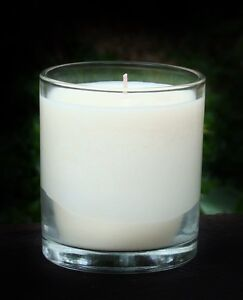 40hr HOT CROSS BUNS Chocolate & Fruit Spice Scented ECO SOY Jar Votive Candle