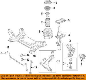ford oem 2015 transit 350 hd front suspension strut mount bearing rh ebay com ford transit suspension parts diagram ford transit rear suspension diagram