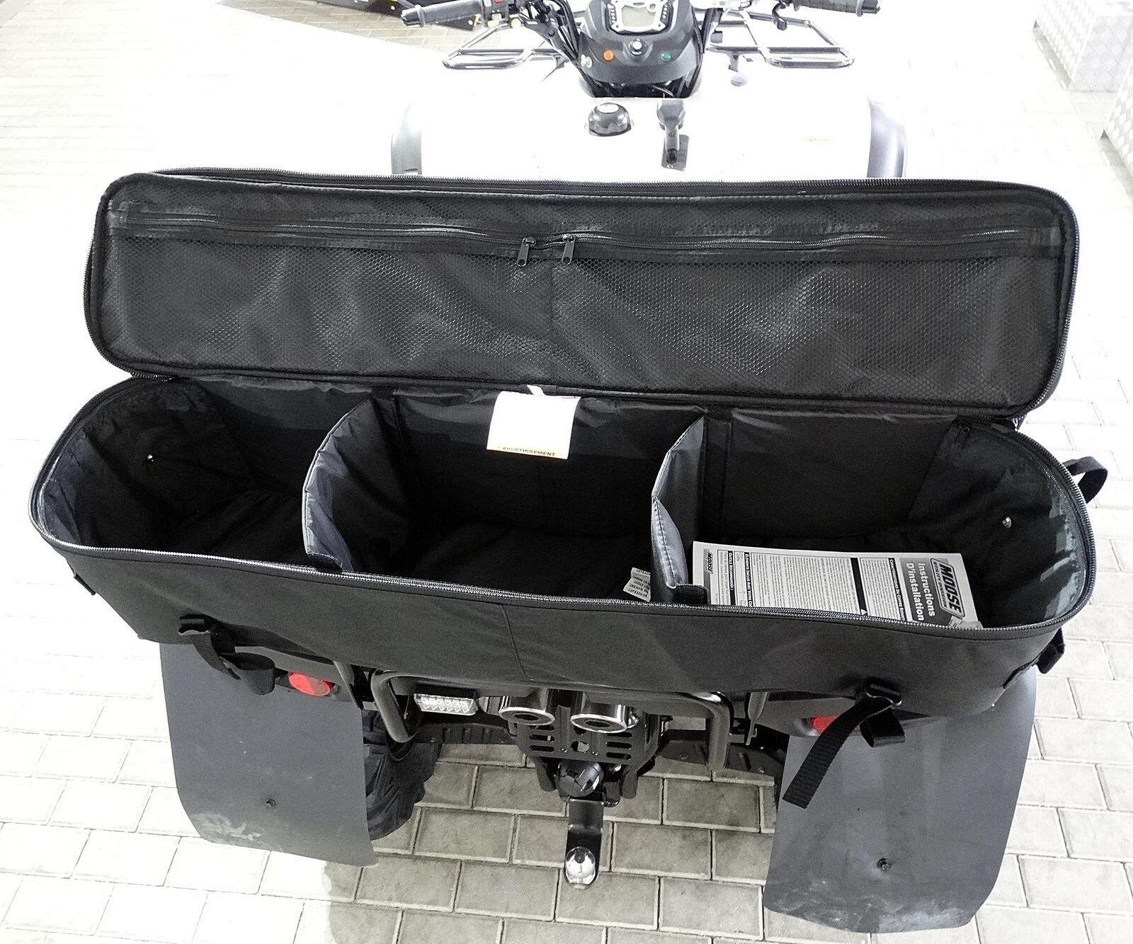 MOOSE RIDGETOP Bagages Sac arrière valise HONDA TRX 420 650 680 Rincon Rancher