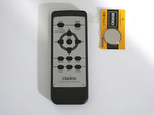 CLARION RCB-172 DXZ855MP REMOTE CONTROL OEM NEW
