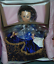 "New in Box Mint 14"" Madame Alexander Doll Blue Moon 1560 COA & Reg# Brand New"