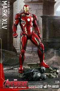 Hottoys Iron Man Mark XLV Mark 45 Diecast 1/6th Scale Figure