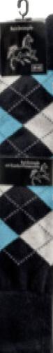 im 4er Pack Reit-Kniestrümpfe mit Polstersohle