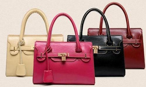 Modern Style Ladies Shoulder Hand Handbag Purse Fashion Retro Designer Tote Bag