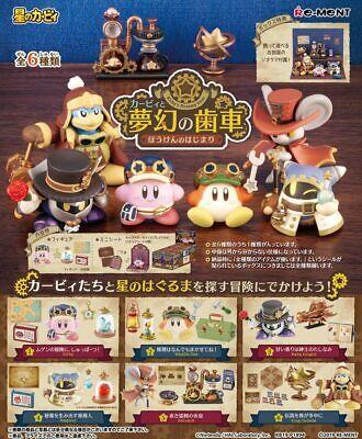 Re-Ment Kirby the Star PUPUPU HERBARIUM Figure Full Complete set of 6 JAPAN
