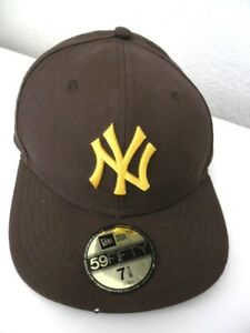 c6b95030dce4 Casquette NY New Era 59 Fifty Genuine Merchandise 7 1 8 KAPPE CAP ...