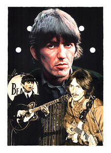 LEON-EVANS-GEORGE-HARRISON-THE-BEATLES