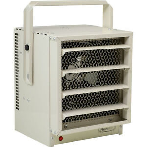 Commercial 5000W Electric Garage Heater, 500 Sq Ft ...
