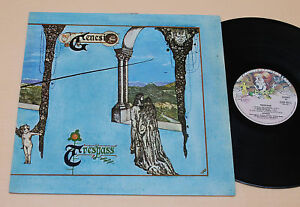 GENESIS-LP-TRESPASS-PROG-ITALYPRESS-1972-TOP-EX