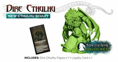 Cthulhu Wars, Dire Cthulhu Independent Great Old One Expansion, New