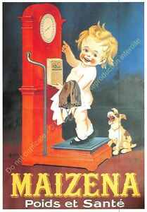 CP Postcard Poster Advertising Cornflour Edit Clouet 10340