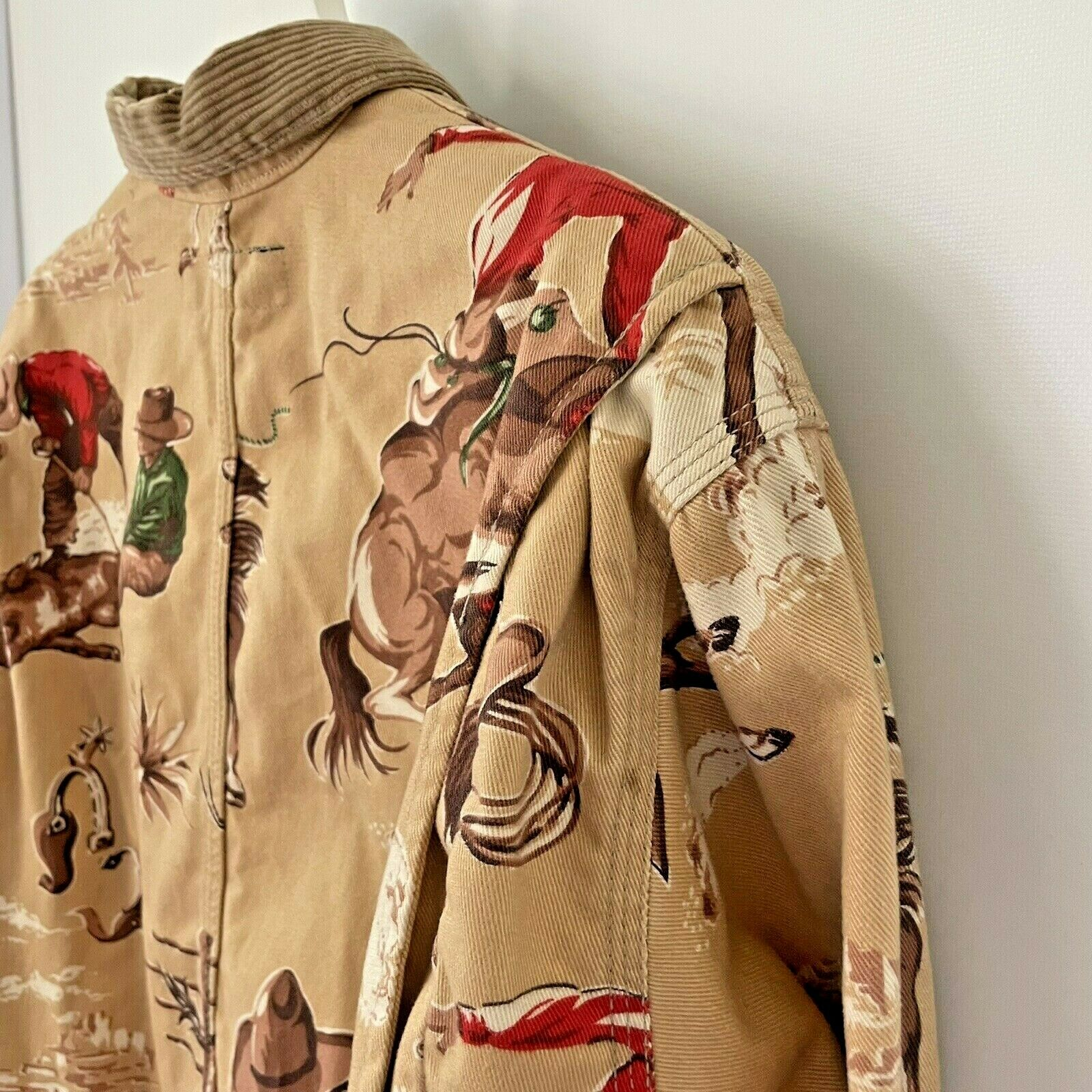 VTG Ralph Lauren Rodeo Country Western Cowboy Wom… - image 9