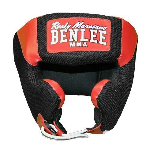 BenLee MMA Leather  Mesh Headguard (Size L  XL)