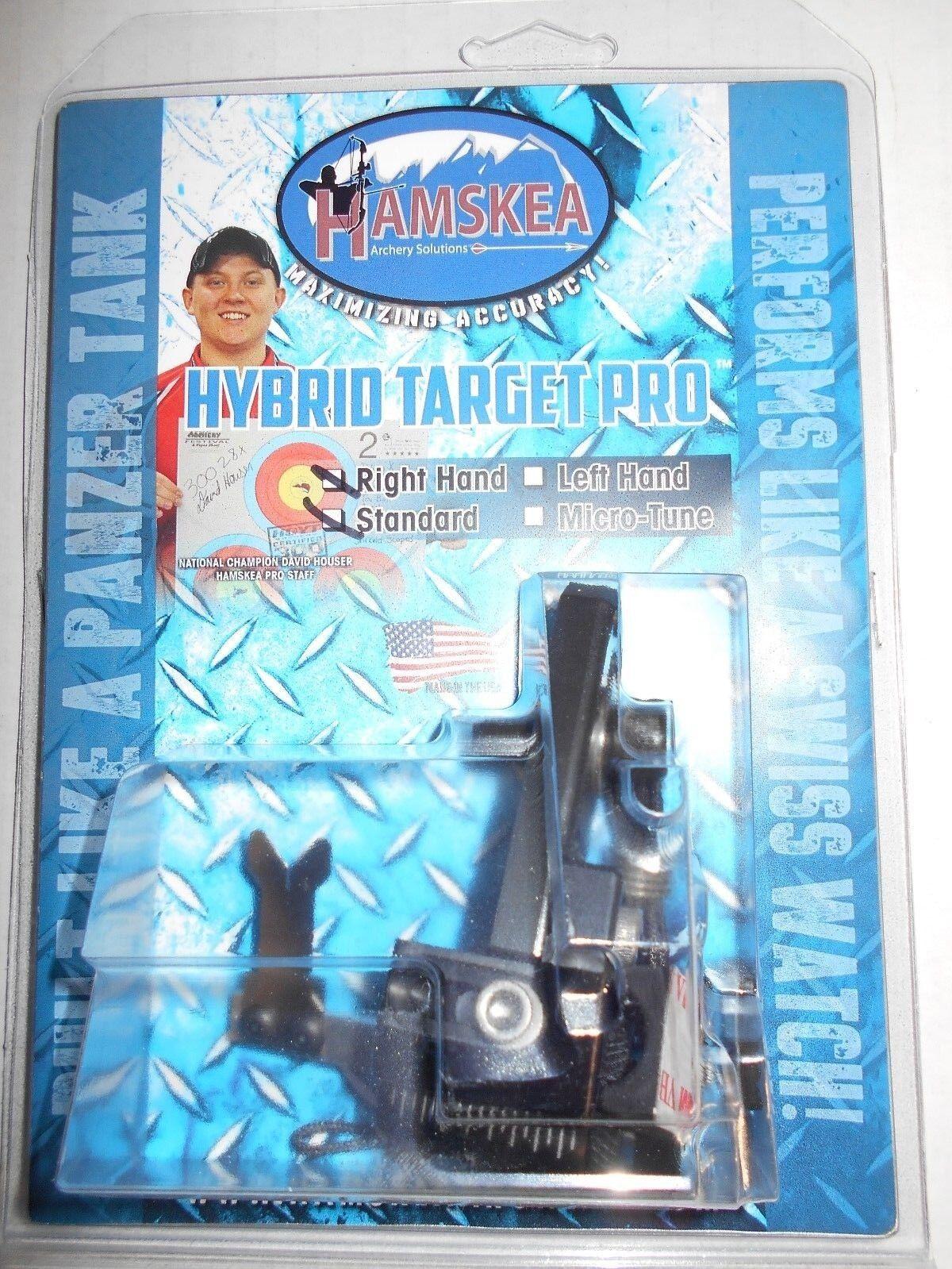 @NEW @ hamskea híbrido Target Pro Estándar Fall-lejos resto De Flecha  200072 RH Negro