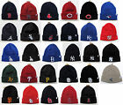 MLB Teams On Field Colors Cuffed Beanie Knit Winter Cap Hat Authentic 47 Brand