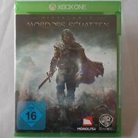XBOX One - Microsoft ► Mittelerde: Mordors Schatten ◄ NEU & OVP | dt. Version